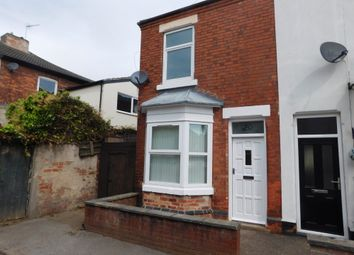 Thumbnail 3 bed end terrace house to rent in Albert Street, Worksop