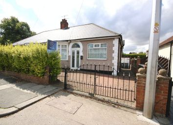 Thumbnail 2 bed semi-detached bungalow for sale in Clifton Road, Darlington