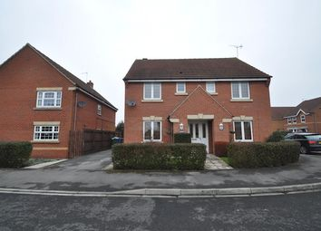 Thumbnail 4 bed detached house for sale in Hazel Court, Brough