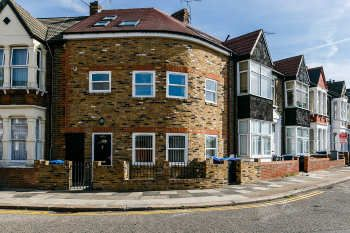 Thumbnail 5 bedroom terraced house for sale in Harley Road, Harlesden