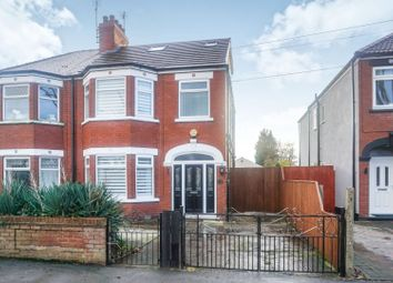Thumbnail 4 bedroom semi-detached house for sale in Willerby Road, Hull