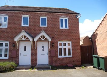 Thumbnail 2 bed semi-detached house for sale in Endicott Bend, Coventry