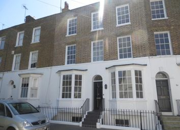 Thumbnail 4 bed terraced house to rent in Liverpool Lawn, Ramsgate