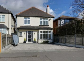 Thumbnail 4 bed detached house for sale in Station Road, Thorpe Bay, Essex