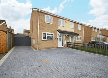 Mallows Drive, Raunds, Wellingborough, Northamptonshire NN9. 3 bed semi-detached house for sale