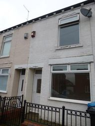 Thumbnail 2 bed terraced house to rent in Belmont Street, East Hull