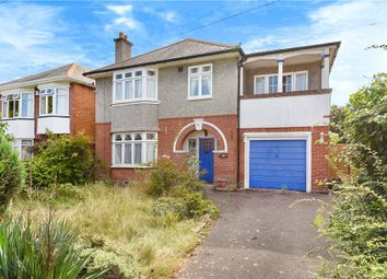 Thumbnail 4 bed detached house for sale in Hambledon Road, Bournemouth, Dorset