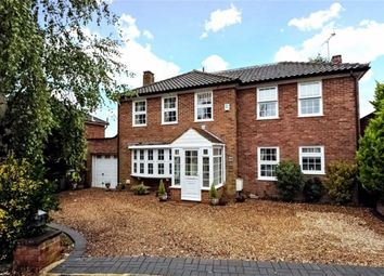 Thumbnail 4 bed detached house for sale in Theydon Place, Epping, Essex