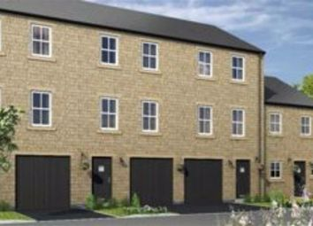 Thumbnail 3 bed town house for sale in John Walton Close, Glossop, Derbyshire