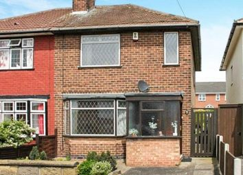 Thumbnail 2 bed semi-detached house to rent in Albert Road, Chaddesden, Derby