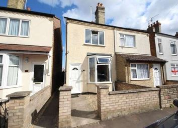 Thumbnail 3 bed end terrace house to rent in South View Road, Walton, Peterborough