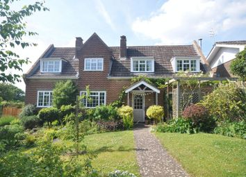 Thumbnail 4 bedroom detached house for sale in Downs Lane, Leatherhead