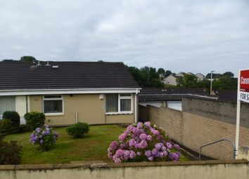 Thumbnail 2 bed semi-detached bungalow for sale in Downfield Walk, Plympton, Plymouth