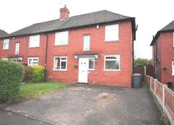 Thumbnail 3 bedroom semi-detached house for sale in Third Avenue, Kidsgrove, Stoke-On-Trent