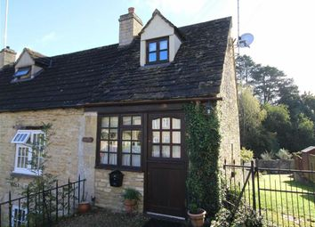 Thumbnail 1 bedroom semi-detached house for sale in Gumstool Hill, Tetbury