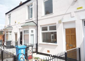Thumbnail 2 bed terraced house to rent in Avenue Crescent, Albemarle Street, Hull