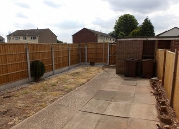 Thumbnail 2 bed terraced house to rent in Cranwell Road, Strelley, Nottingham