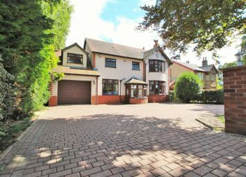 Thumbnail 5 bed detached house for sale in High Lane, Burscough, Ormskirk