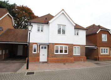 Thumbnail 3 bedroom detached house to rent in Appleby Close, Petts Wood, Orpington, Kent