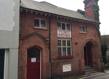 Thumbnail Leisure/hospitality for sale in St Clements Church House, Hastings