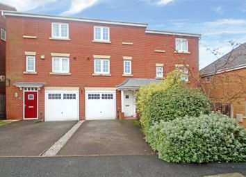 Thumbnail 3 bed semi-detached house for sale in Darwin Drive, Burslem, Stoke-On-Trent