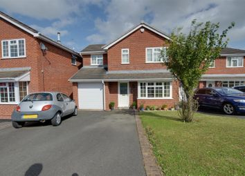 4 bed detached house for sale in Whittingham Drive, Stafford ST17
