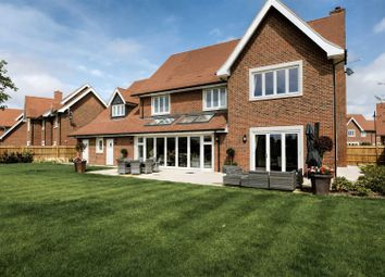 Thumbnail 5 bed detached house for sale in Brentwood Road, Bulphan, Upminster