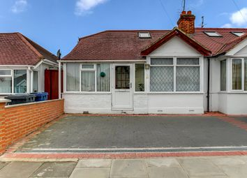 Thumbnail 3 bed semi-detached bungalow for sale in Oakfield Gardens, Greenford