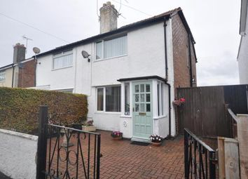 Thumbnail 2 bed semi-detached house for sale in Heather Road, Heswall, Wirral, Merseyside