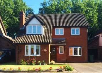 Thumbnail 4 bed detached house for sale in Northfields, Grays