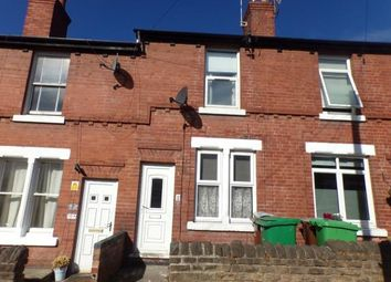 Thumbnail 2 bed terraced house for sale in Haddon Street, Sherwood, Nottingham, Nottinghamshire