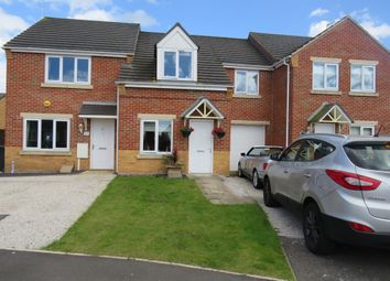 Thumbnail 3 bed terraced house for sale in Croft House Way, Bolsover, Chesterfield