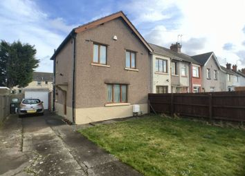 Thumbnail 3 bedroom semi-detached house for sale in Madoc Road, Tremorfa, Cardiff