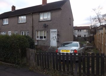 Thumbnail 2 bedroom terraced house for sale in Baird Avenue, Airdrie, North Lanarkshire