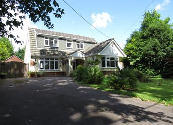 Thumbnail 3 bed bungalow for sale in Dudsbury Road, West Parley, Ferndown
