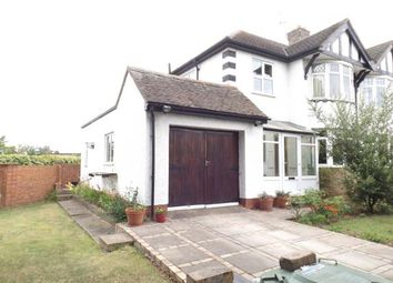 Thumbnail 3 bed semi-detached house for sale in Elm Road, Evesham, Worcestershire