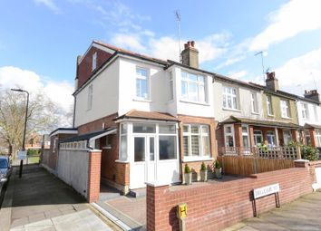 Thumbnail 4 bedroom end terrace house for sale in Bellevue Road, London