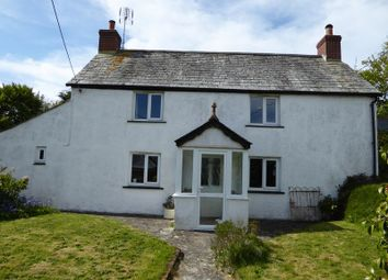 Thumbnail 4 bed detached house for sale in Tresparrett, Camelford