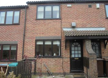 Thumbnail 1 bed terraced house to rent in Lenton Manor, Lenton, Nottingham