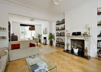 Thumbnail 4 bed flat to rent in Netherwood Road, London