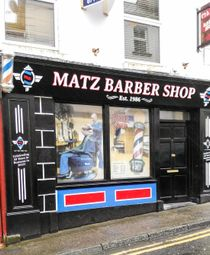 Thumbnail Retail premises for sale in Matz Barbers, Green St, Boyle