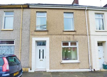 Thumbnail 3 bedroom terraced house for sale in New Dock Street, Llanelli