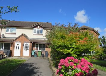 Thumbnail 2 bed terraced house for sale in St. Barnabas Close, York