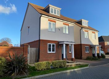 4 bed detached house for sale in Clarks Farm Way, Blackwater, Camberley GU17