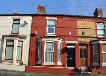 Thumbnail 3 bed terraced house for sale in Seaman Road, Wavertree, Liverpool