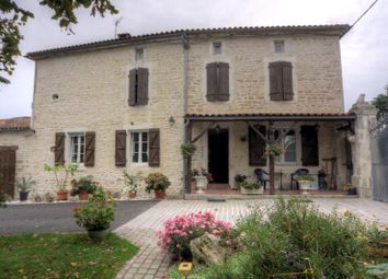 Thumbnail 5 bed town house for sale in Mansle, Charente, France