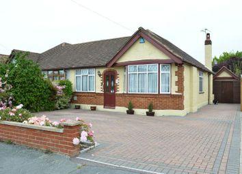 Thumbnail 2 bed semi-detached bungalow for sale in Derek Avenue, West Ewell, Epsom