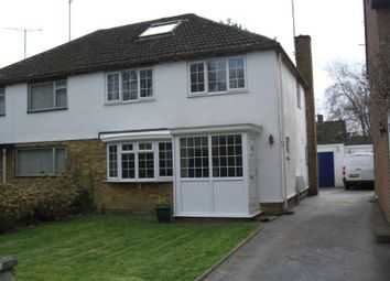 3 bed semi-detached house to rent in Langley Walk, Crawley RH11