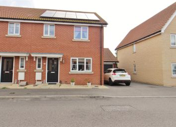 Thumbnail 4 bed semi-detached house for sale in Montague Street, Basildon