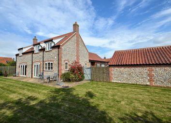 Thumbnail 4 bed detached house for sale in Stocks Green, Castle Acre, King's Lynn